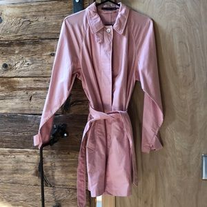 Ralph Lauren Oxford trench style jacket coat NWT